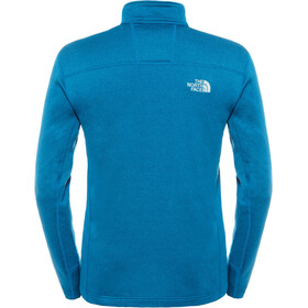 The North Face Hadoken Full Zip Fleece Jacket Men banff blue dark heather